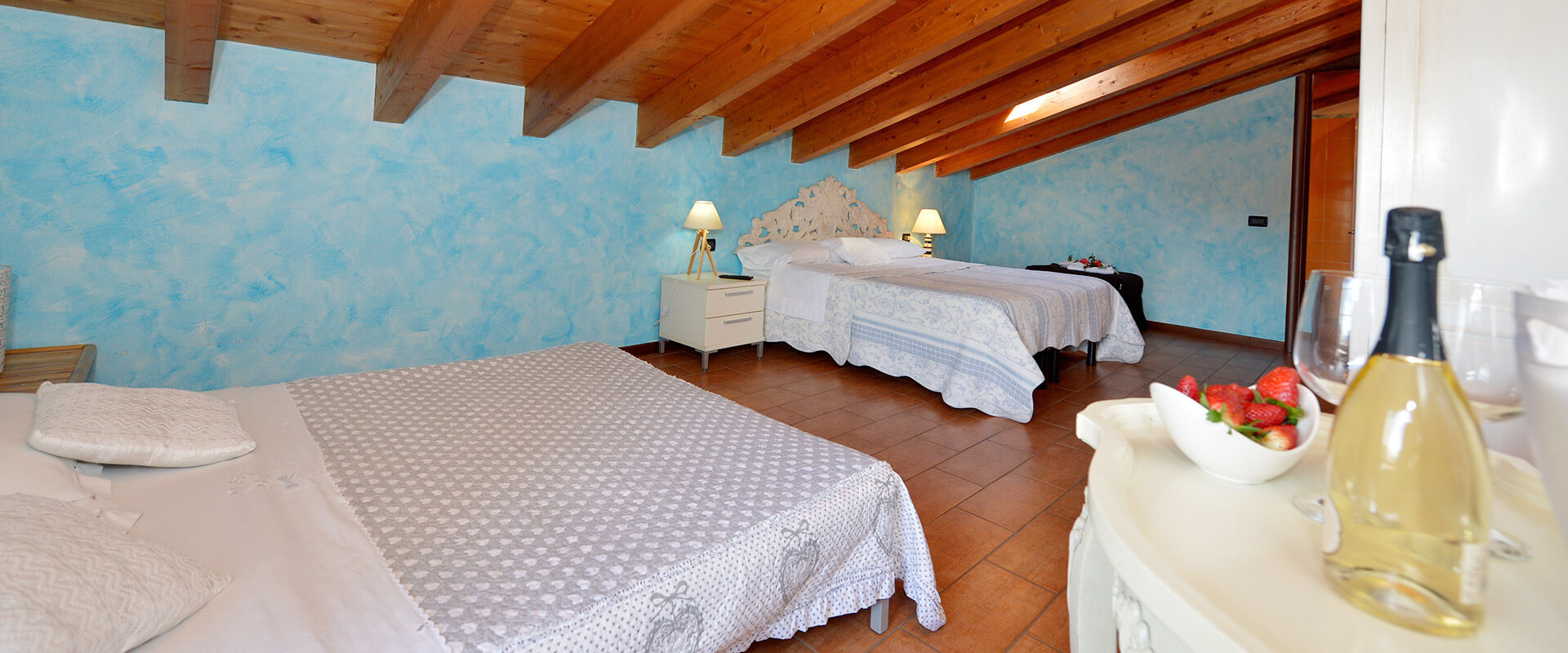 B&B vicino Aquardens